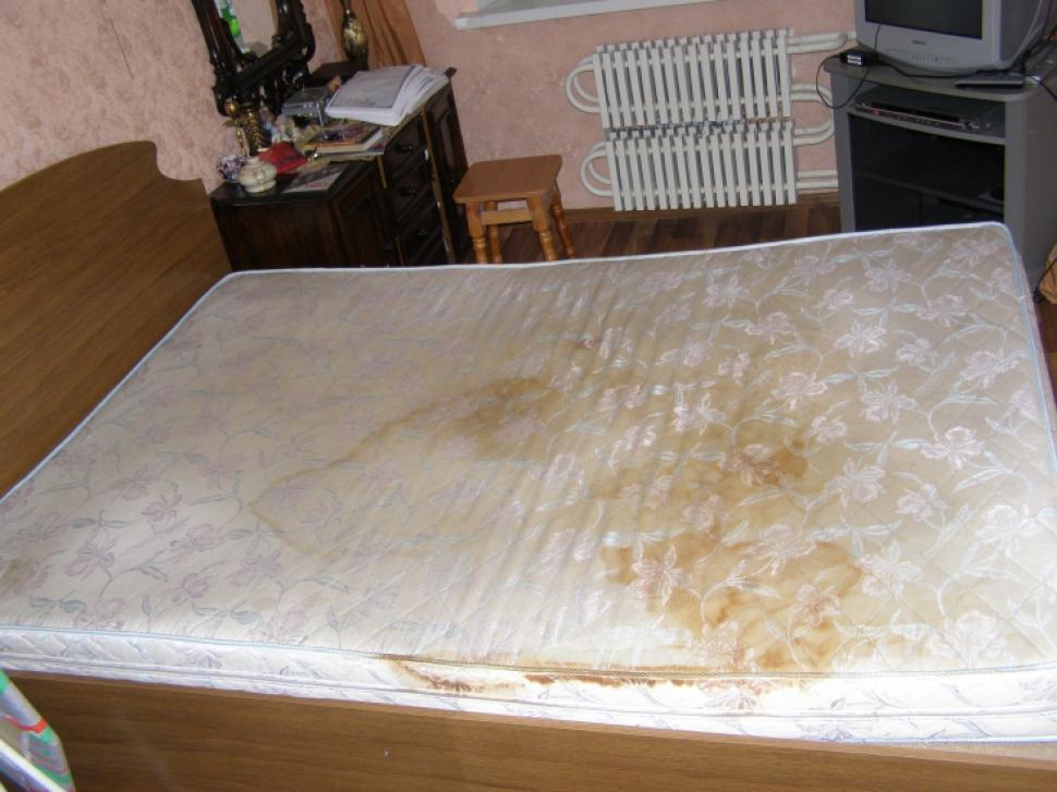 Чистка ортопедических матрасов в домашних условиях